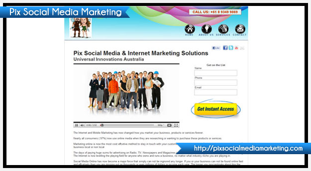 Pix Social Media Marketing