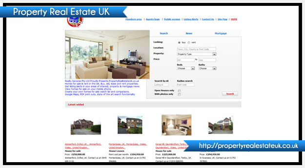 Property Real Estate UK