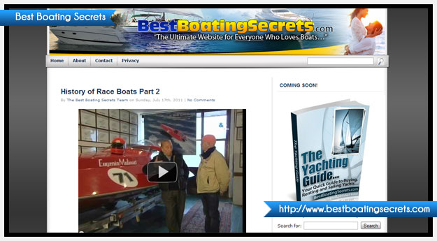 Best Boating Secrets