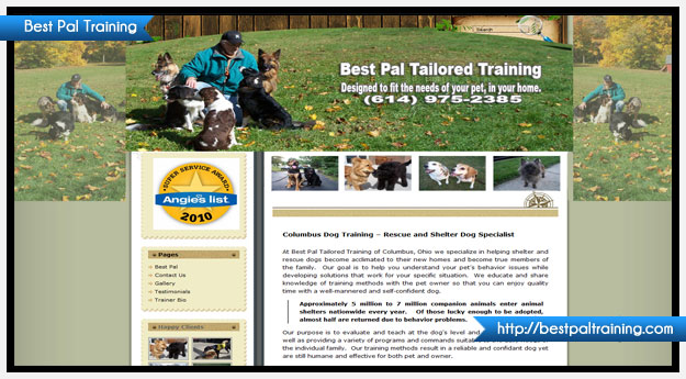 Best Pal Training
