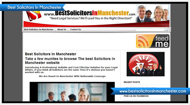 Best Solicitors In Manchester