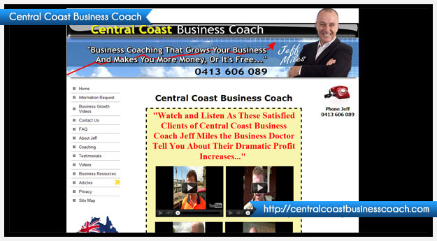 Central Coast Business Coach