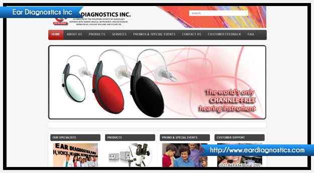 Ear Diagnostics Inc