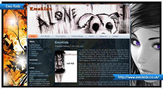 Emo Kids