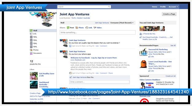Joint App Ventures