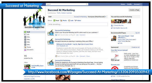 Succeed at Marketing