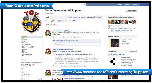 Team Outsourcing Philippines