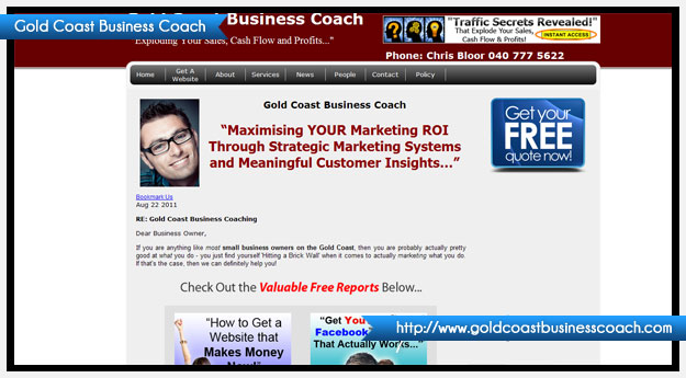 Gold Coast Business Coach