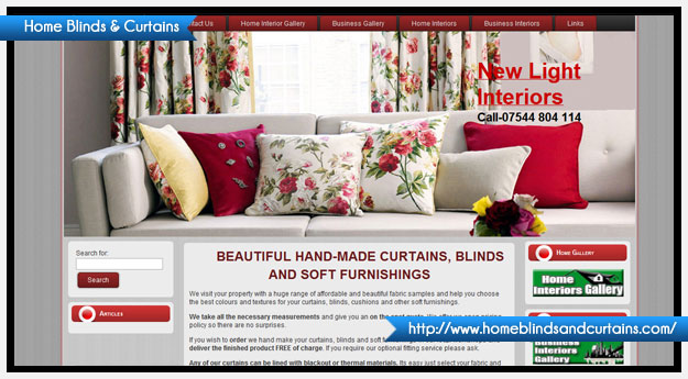 Home Blinds & Curtains