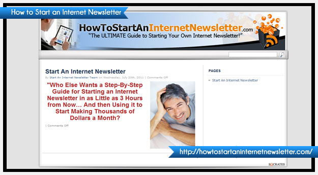 How to Start an Internet Newsletter