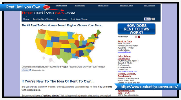 Rent Until you Own