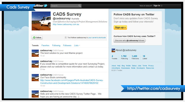 Cads Survey