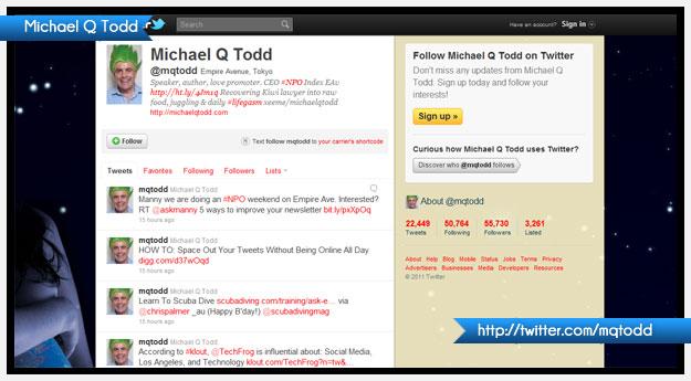 Michael Q Todd