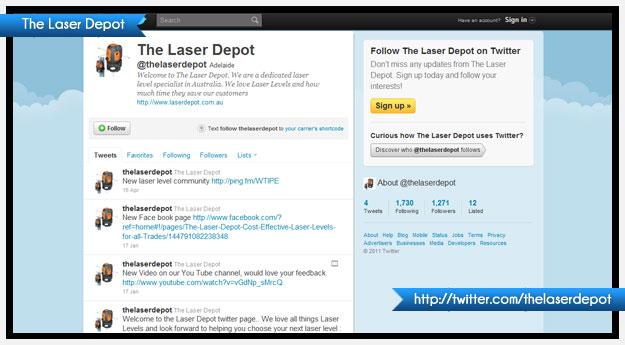The Laser Depot
