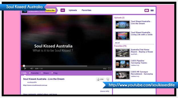 Soul Kissed Australia