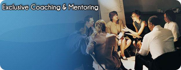 Exclusive Coaching& Mentoring