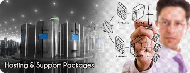 Hosting-Support-Packages