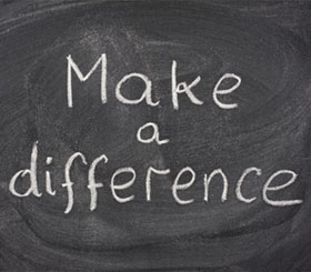 Make a Difference - Fundraising