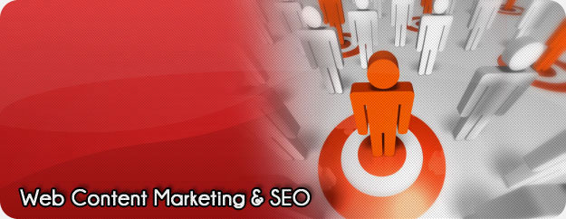 Web Content Marketing & SEO