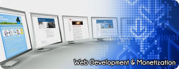 Web Development & Monetization