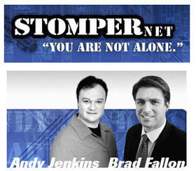 StomperNet - Andy Jenkins and Brad Fallon