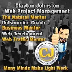 CJ Web Project Management