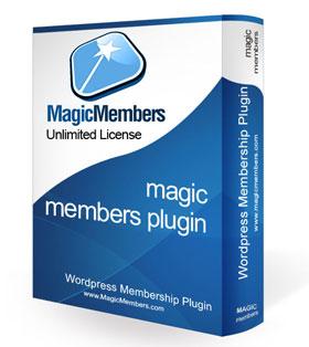 Magic Members - WordPress Membership Plugin