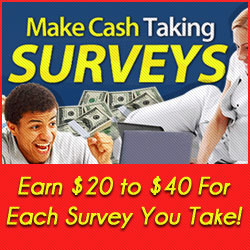 Make Cash Taking Surveys