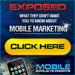 Mobile Affliate Profit