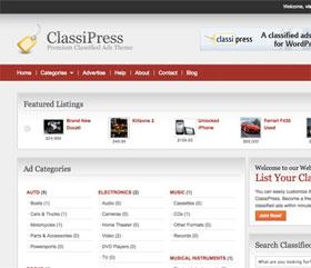 Classified Ads for WordPress